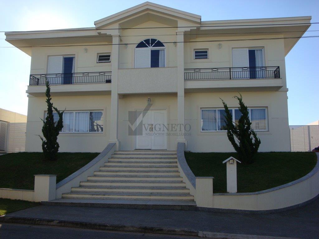 Casa residencial à venda, Condomínio Jardim Paulista II, Vinhedo - CA1096.