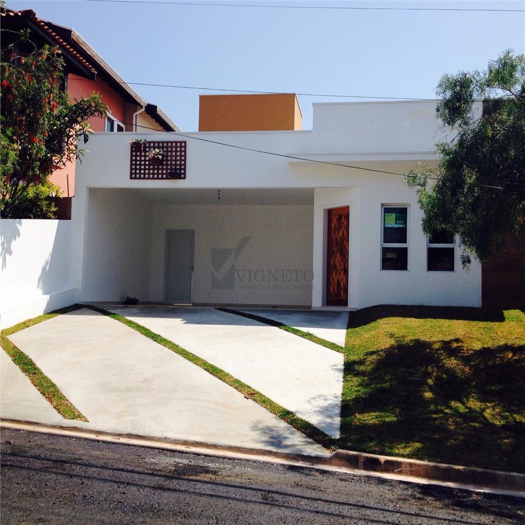 Casa residencial à venda, Condomínio Grape Village, Vinhedo - CA2073.