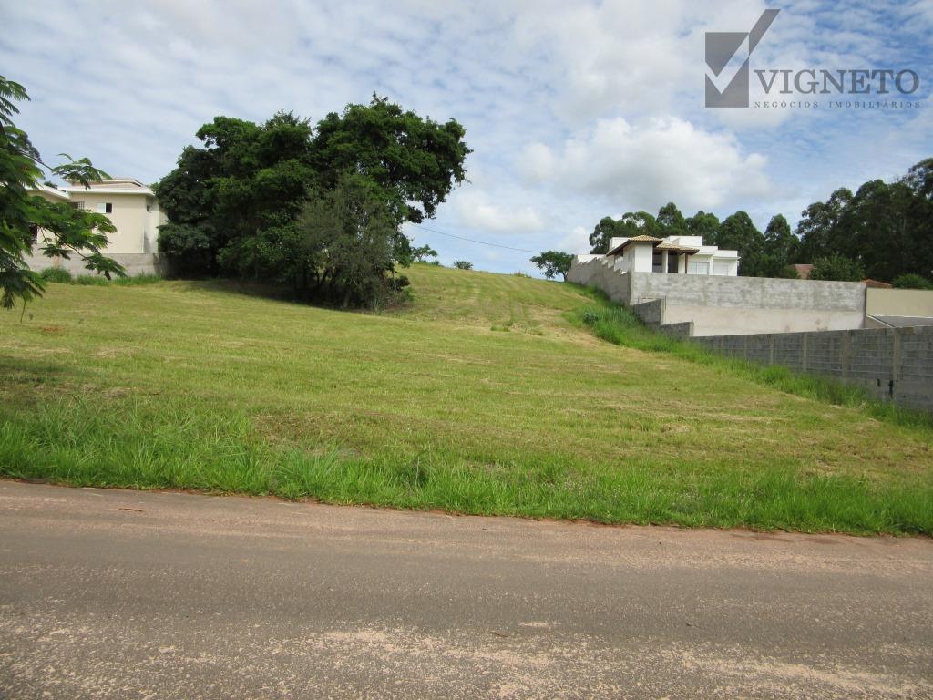Terreno residencial à venda, Condomínio Santa Tereza, Itupeva.
