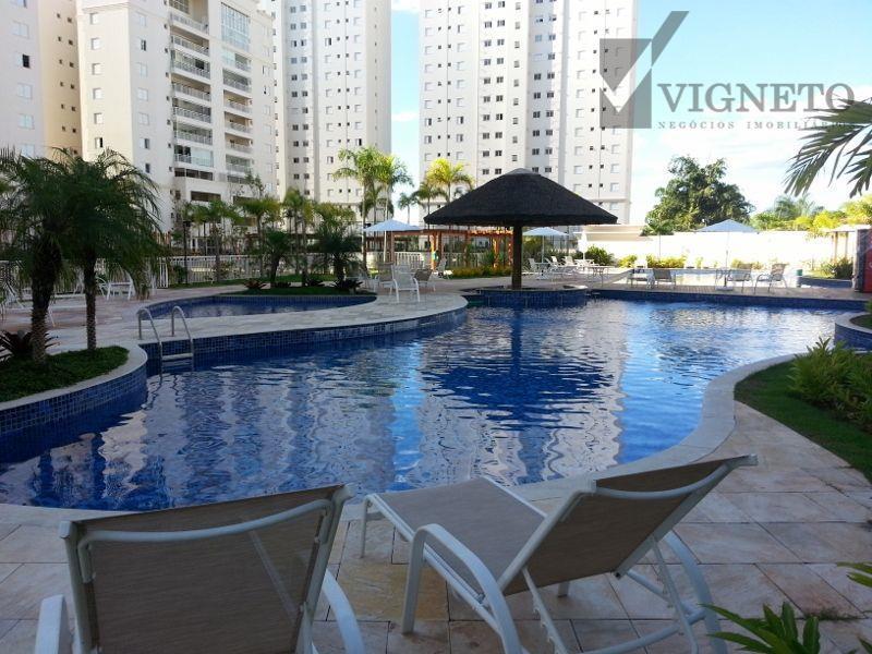 Apartamento residencial à venda, Condominio Prime Family Club, Campinas.