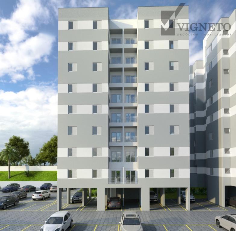 Apartamento residencial à venda, Centro, Itupeva.