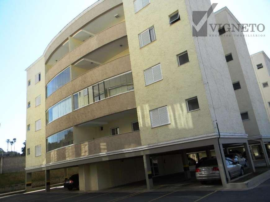 Apartamento residencial à venda, Jardim São Matheus, Vinhedo - AP0290.