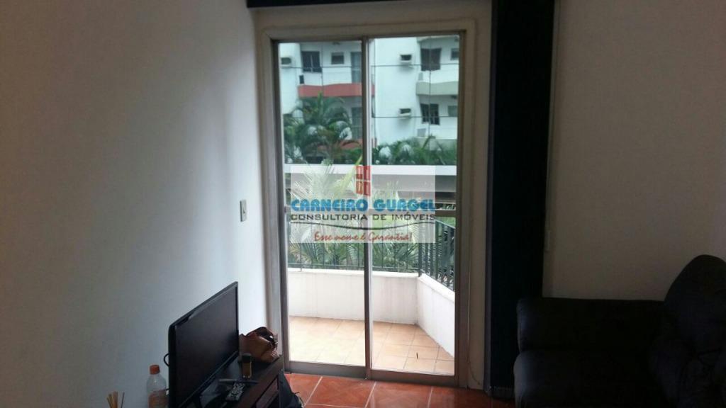 Apartamento residencial à venda, Vila Bela Vista (Zona Sul), São Paulo.