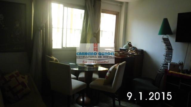 Apartamento Residencial à venda, Vila Mariana, São Paulo - AP0050.