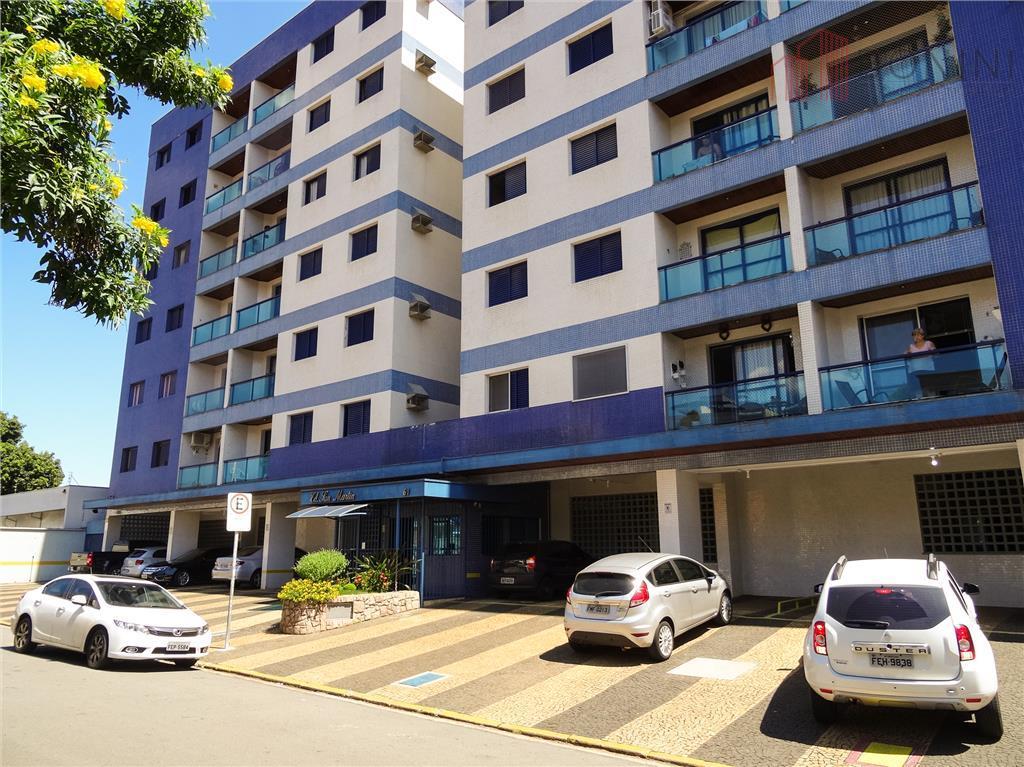 Apartamento residencial à venda, Jardim Santana, Americana - AP0176.
