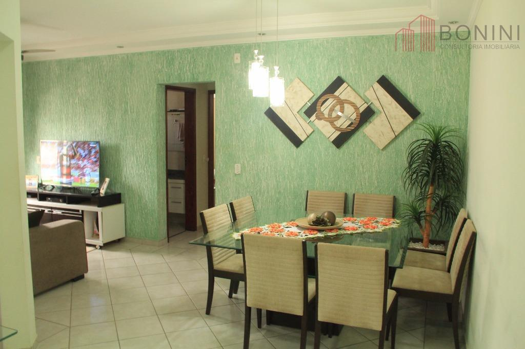 Apartamento residencial à venda, Catharina Zanaga, Americana - AP0269.