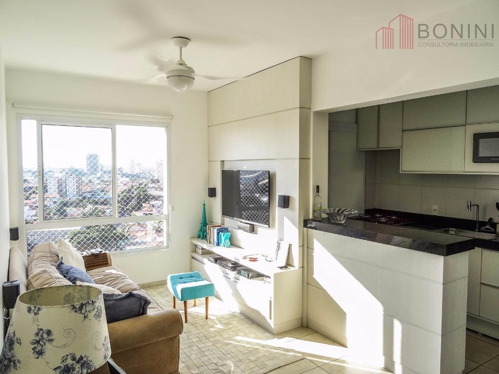 Apartamento residencial à venda, Nova Americana, Americana - AP0305.