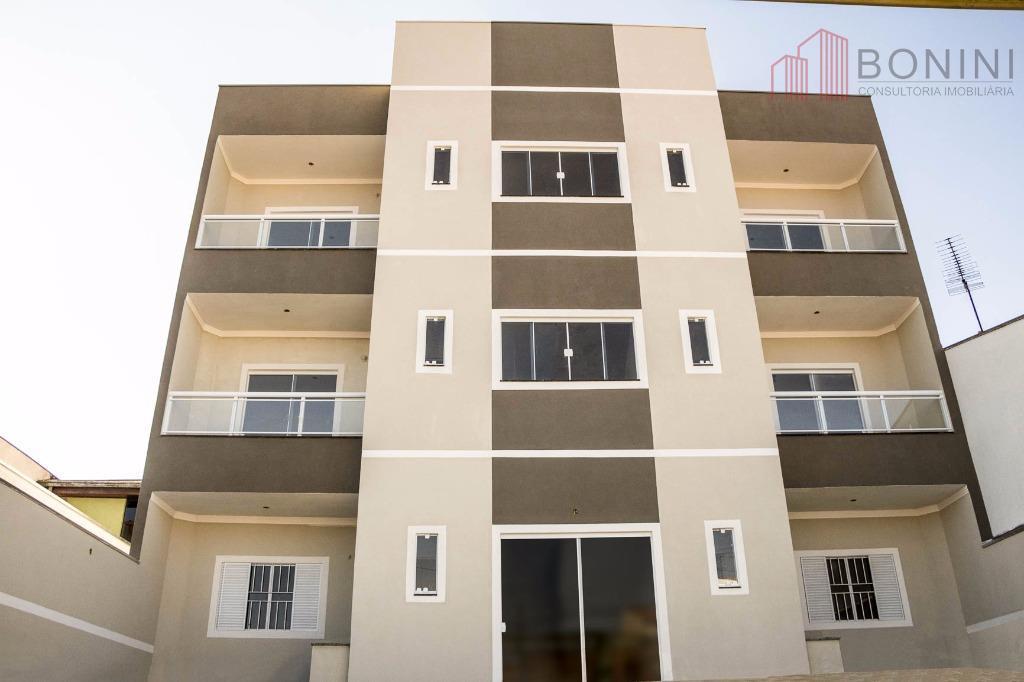 Apartamento residencial à venda, Parque Residencial Jaguari, Americana - AP0239.