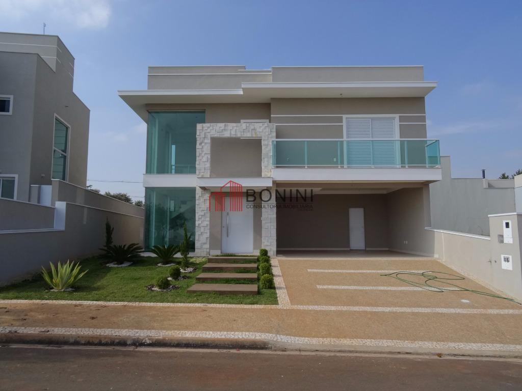 Sobrado residencial à venda, Condomínio Ipês Amarelos, Americana.