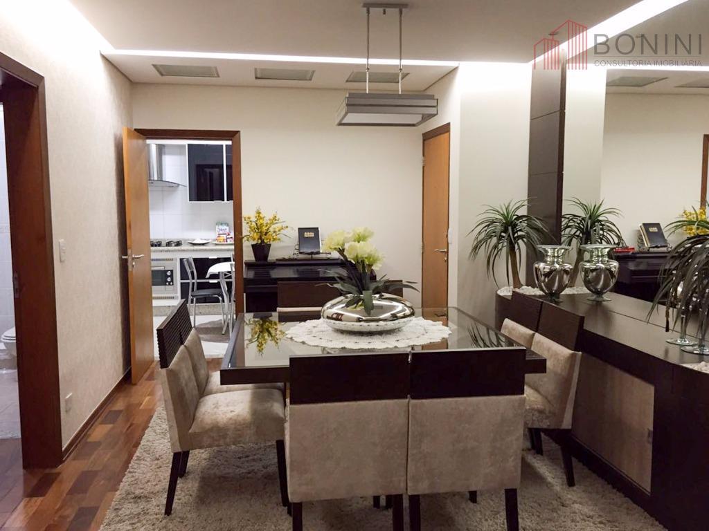 Apartamento residencial à venda, Jardim São Vito, Americana.