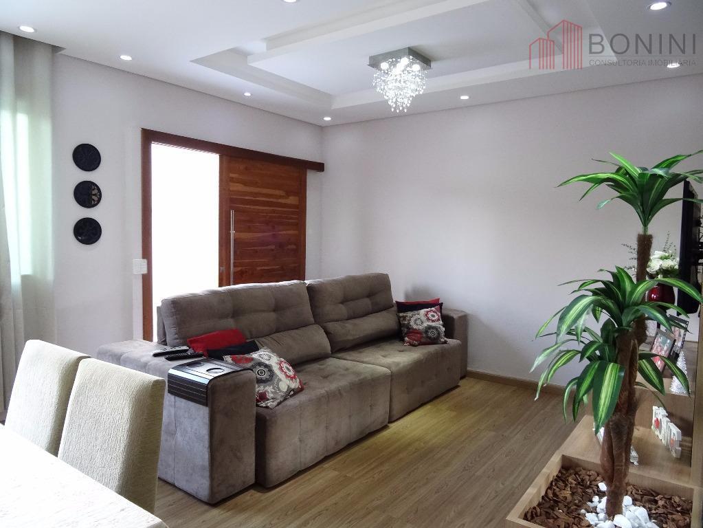 Casa residencial à venda, Parque Residencial Jaguari, Americana - CA0141.