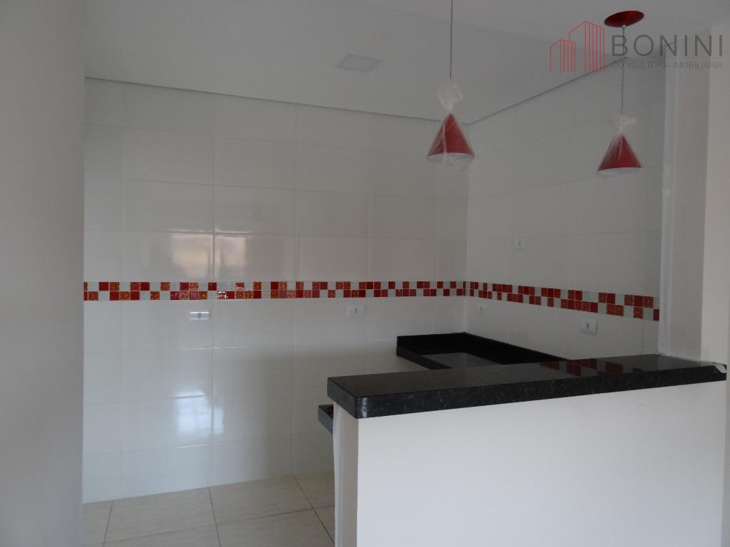 Apartamento 2 dormitórios à venda, Parque Residencial Jaguari, Americana.