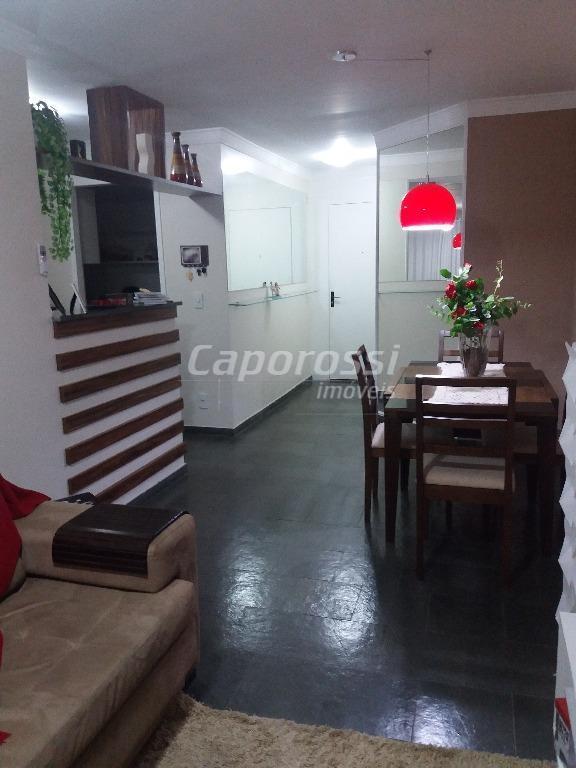 Apartamento residencial à venda, Chácaras Campos Elíseos, Campinas.