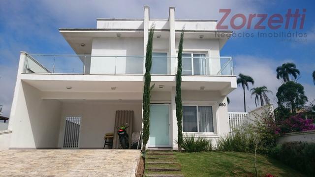 Casa  residencial à venda, Condomínio Real Park, Arujá.
