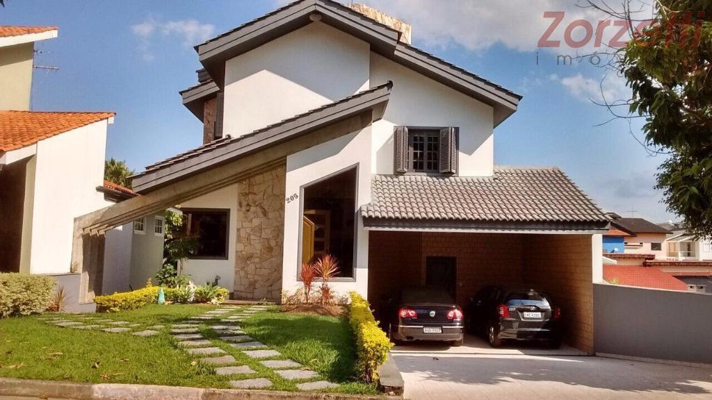 Casa residencial à venda, Condomínio Arujá 5, Arujá - CA0053.