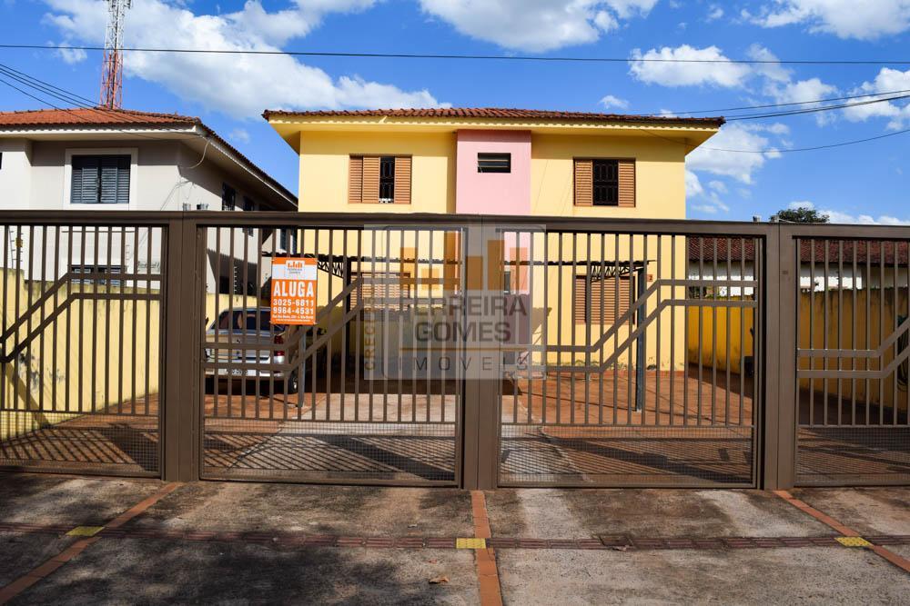 Apartamento para locação, Cidade Jardim, Campo Grande.