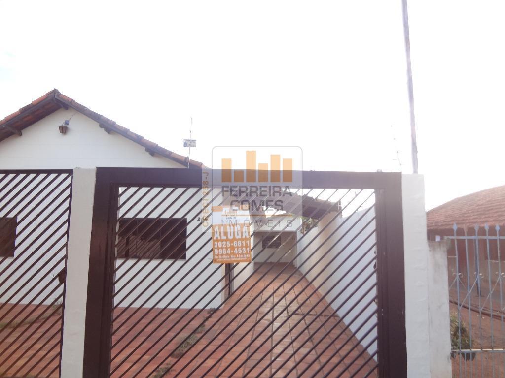 Casa para locação, Vila Piratininga, Campo Grande.