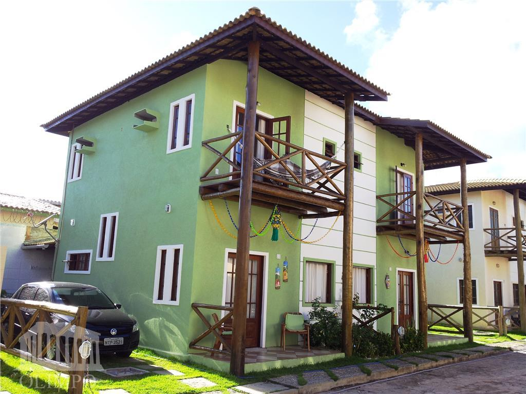 Village residencial à venda, Jaua, Camaçari.