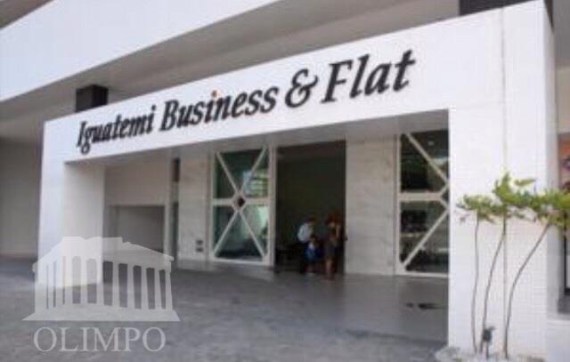 Flat  residencial à venda, Caminho das Árvores, Salvador.
