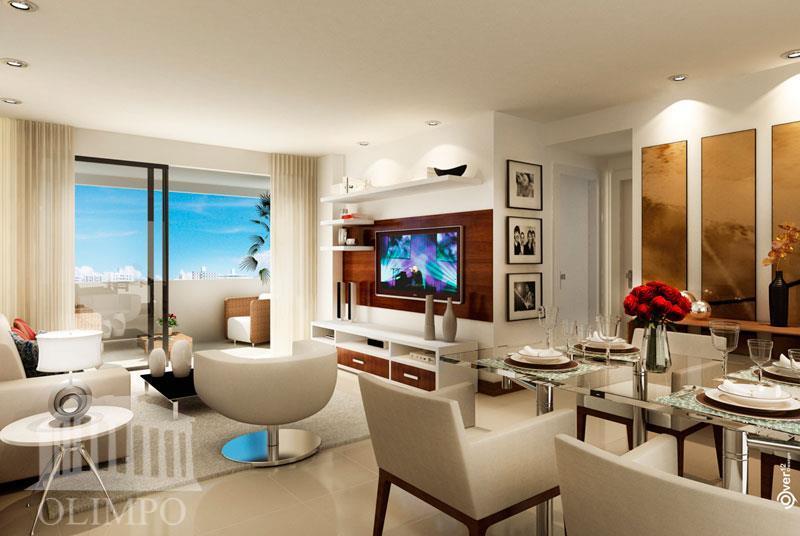 o vela branca boulevard, com apartamentos de 2 quartos (1 suíte) e uma estrutura de lazer...