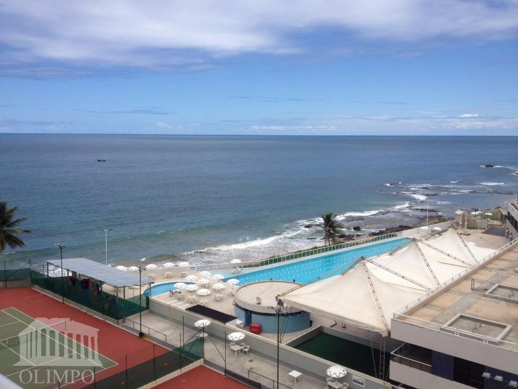 Apartamento para venda e locação, Ondina, Salvador.