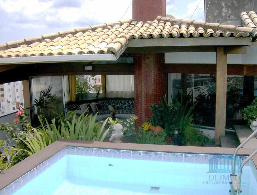 Cobertura residencial para venda e locação, Rio Vermelho, Salvador - CO0034.