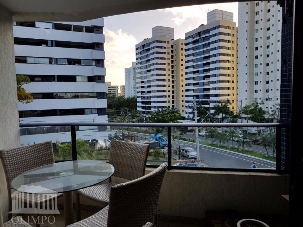Apartamento para locação em Alphaville I