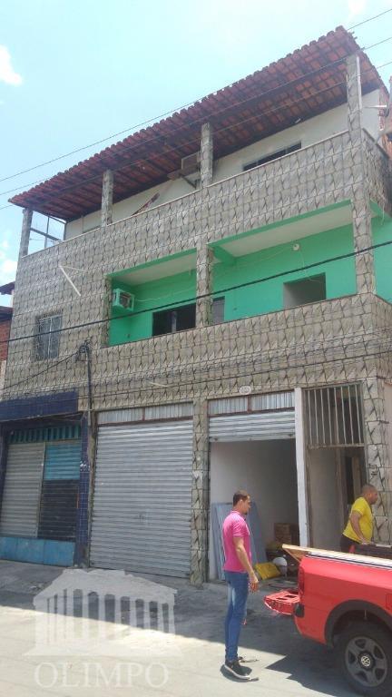 Casa à venda, Vila Canária, Salvador.