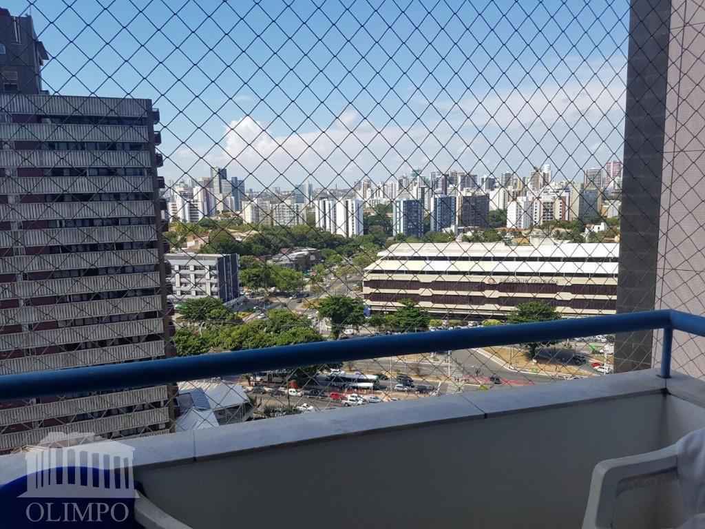 Apartamento para locação, Itaigara, Salvador.