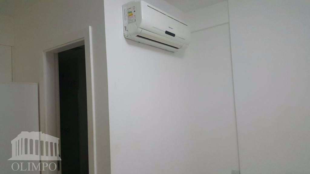 metragem:46 m²número de dormitórios:1número de suíte:1número de banheiros:1número de elevadores:3vaga de garagem:1estrutura de segurança:portaria 24hestrutura de...