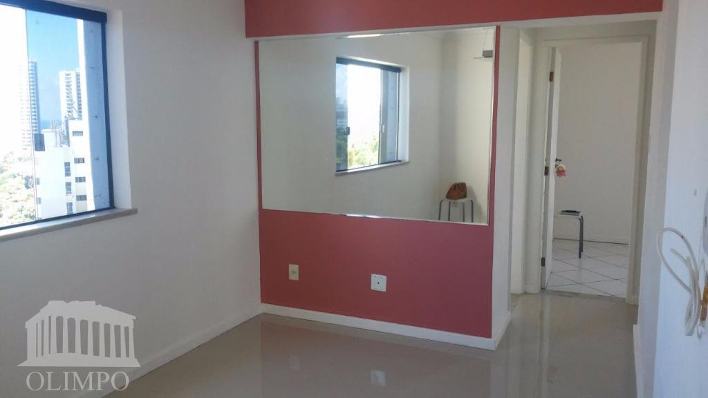 Apartamento à venda, Brotas, Salvador.