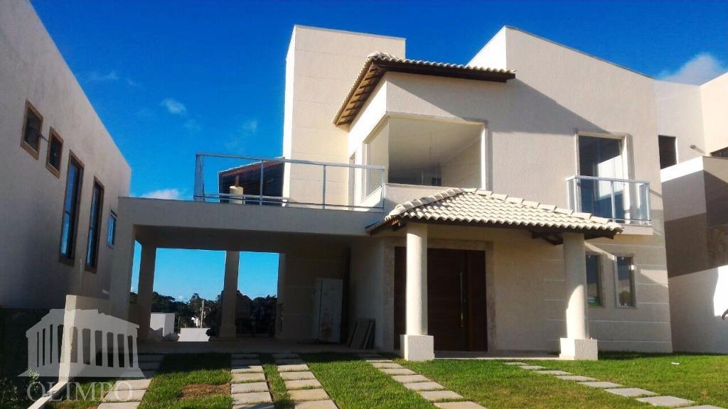 Casa à venda, Alphaville Litoral Norte 2, Camaçari.