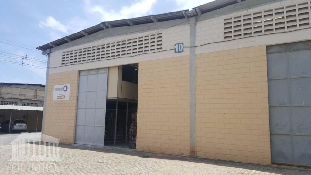 Galpão para venda e locação, Caji, Lauro de Freitas.