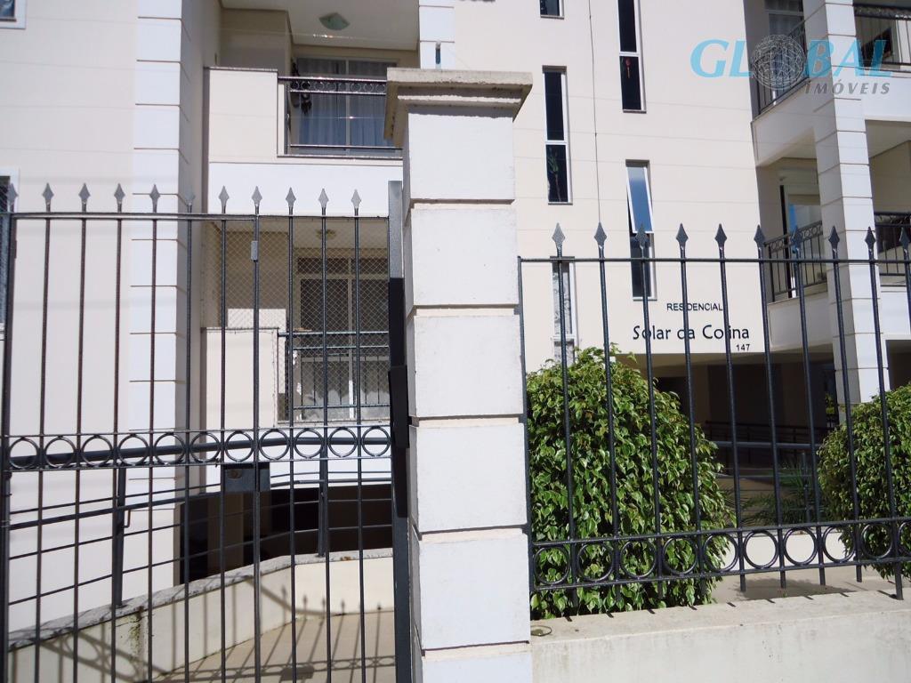 Apartamento residencial à venda, Real Parque, São José.