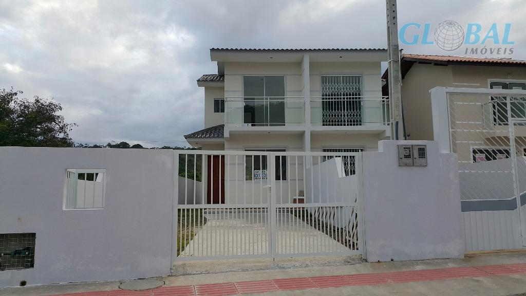 Sobrado residencial à venda, Potecas, São José.