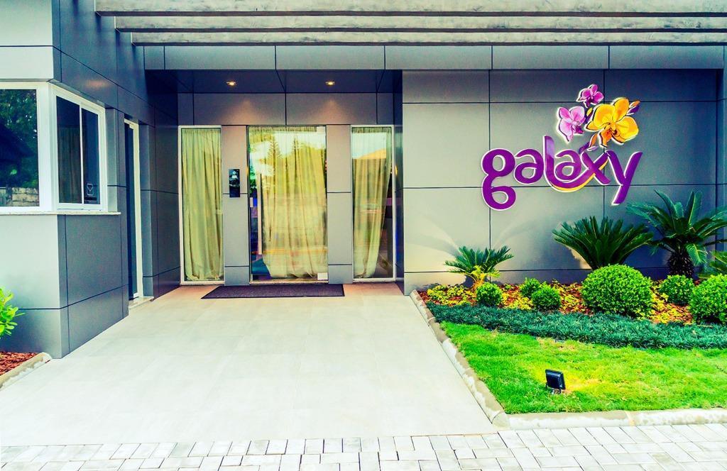 Apartamento - Galaxy - Rua Ney Franco 520, Baependi, Jaraguá do Sul - próximo ao Clube Atlético Baependi