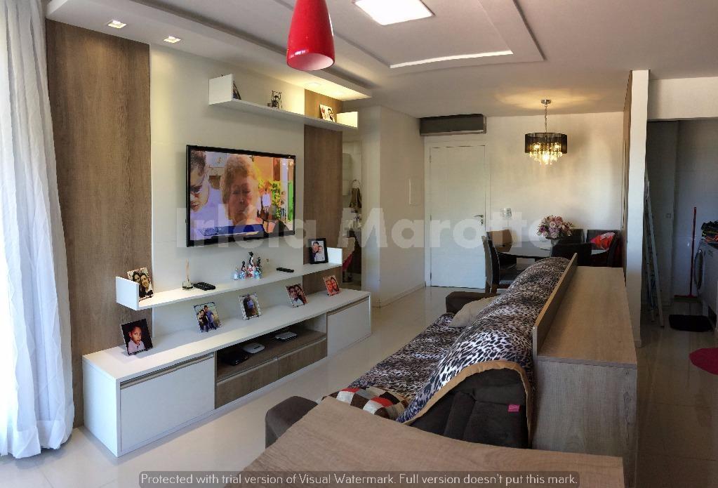 Apartamento à venda, Barra do Rio Molha, Jaraguá do Sul - 2 quartos, sendo 1 suíte - infra-estrutura de condomínio completa
