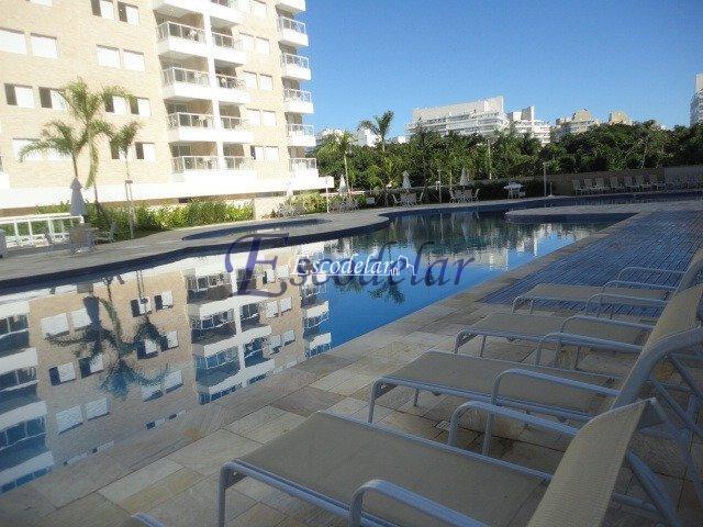 Apartamento de 2 dormitórios em Jardim São Lourenço, Bertioga - SP