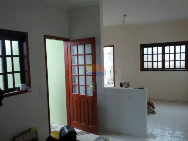 Casa Residencial à venda, Vila São Paulo, Mogi das Cruzes - CA0017.