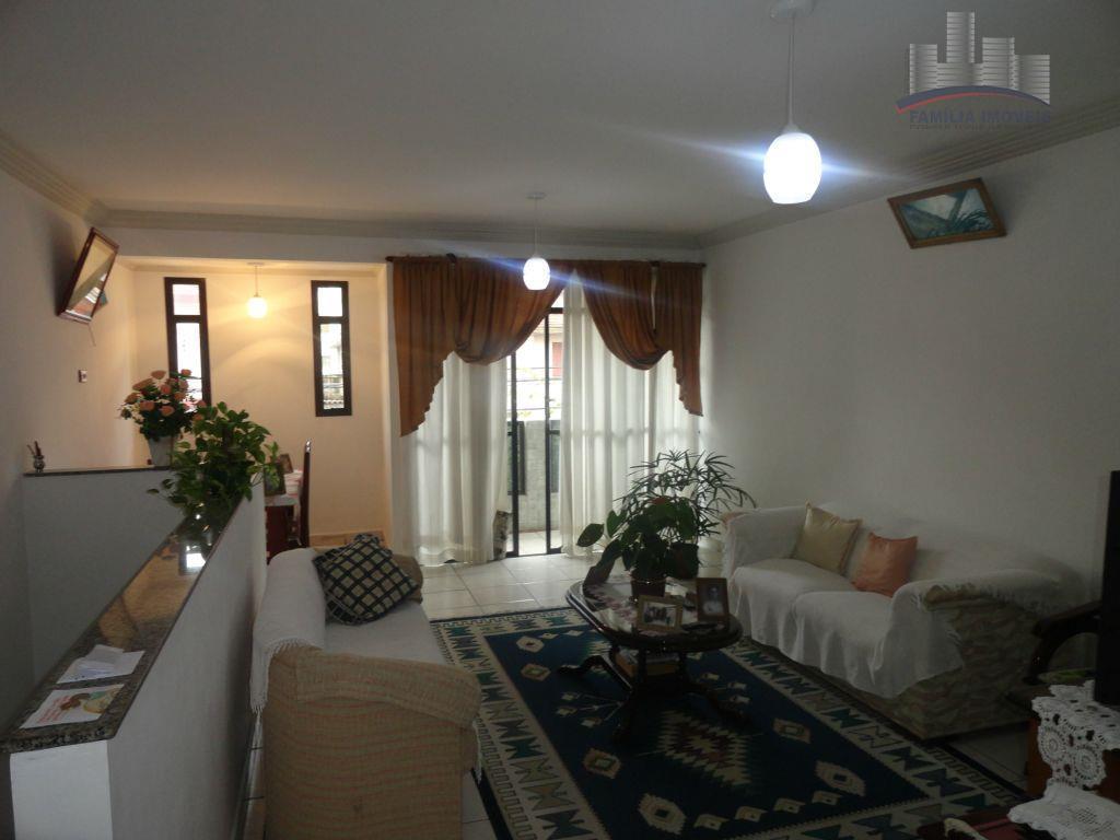 Casa residencial à venda, Boqueirão, Santos.