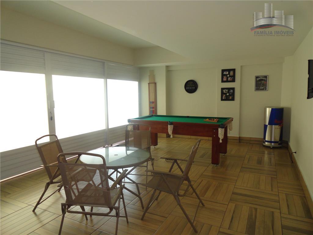 Sobrado residencial à venda, Marapé, Santos - SO0204.