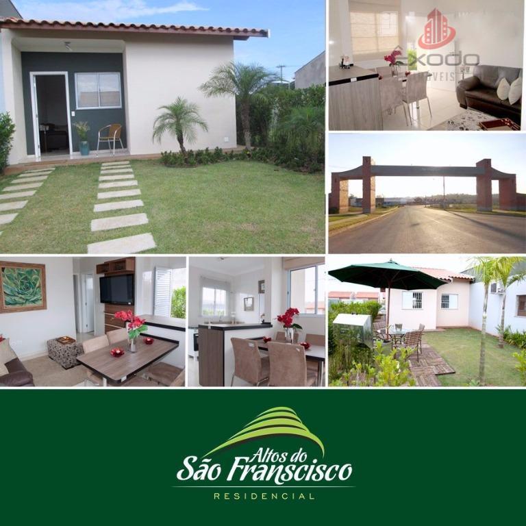 Casa  residencial à venda, Parque Residencial Piracicaba, Piracicaba.