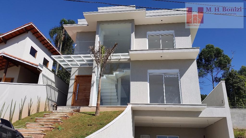 Casa  à venda em Condomínio, Residencial Real Park, Arujá.