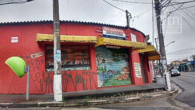 Prédio comercial à venda, Jardim Ipanema (Cidade Líder), São Paulo.