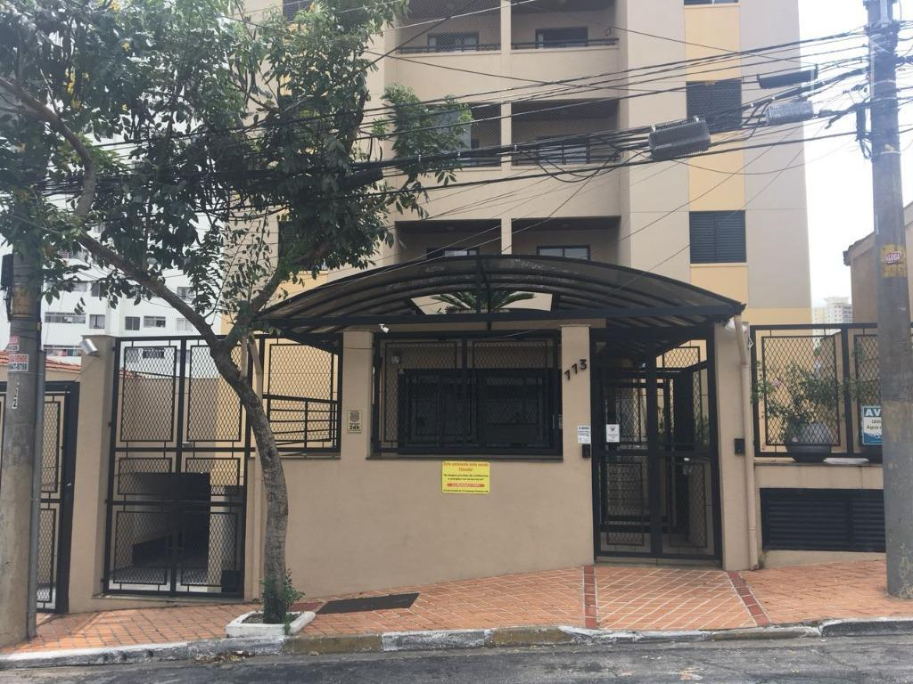 Apartamento à venda, 3 dormitórios, Tatuapé, São Paulo.