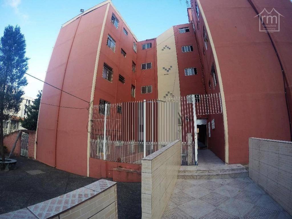 Apartamento residencial à venda, Conjunto Residencial José Bonifácio, São Paulo.