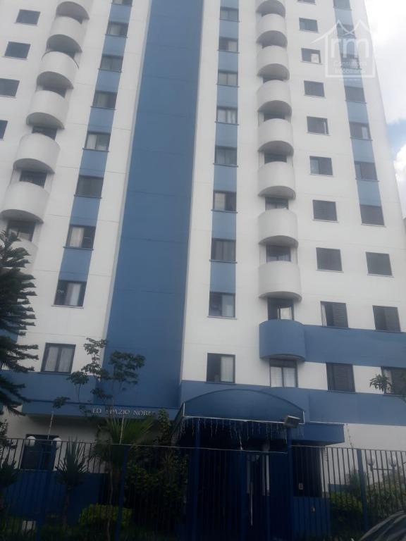 Apartamento com 2 dormitórios à venda, 51 m² por R$ 298.000 - Vila Matilde - São Paulo/SP