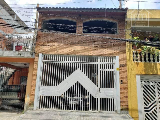Sobrado com 3 dormitórios à venda, 240 m² por R$ 499.900 - Parque Císper - São Paulo/SP
