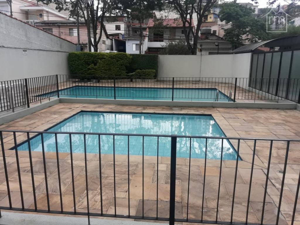 Apartamento com 2 dormitórios à venda, 57 m² por R$ 359.900 - Vila Matilde - São Paulo/SP