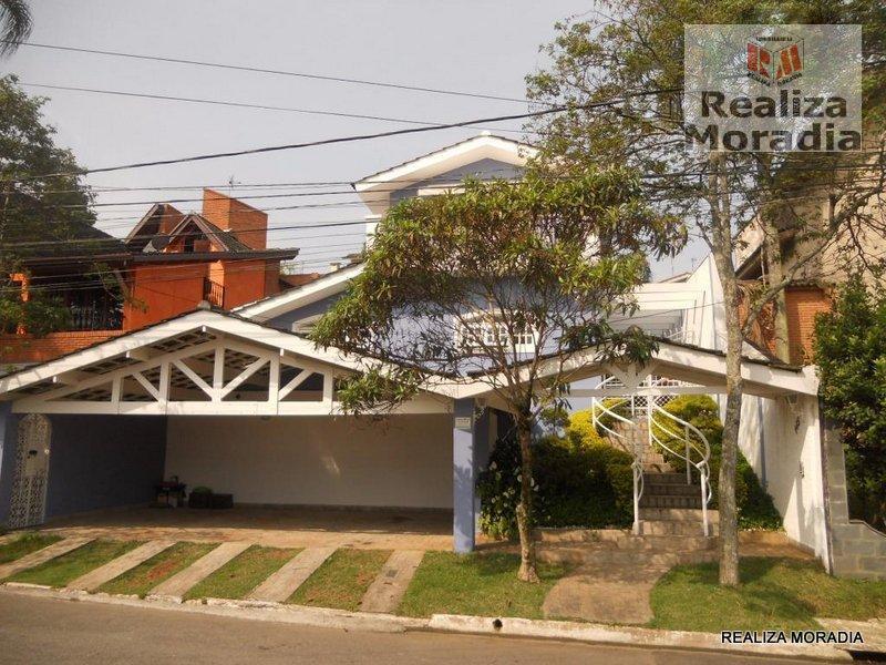 Casa em Condomínio à venda, 03 Dorms (03 suítes) Granja Viana